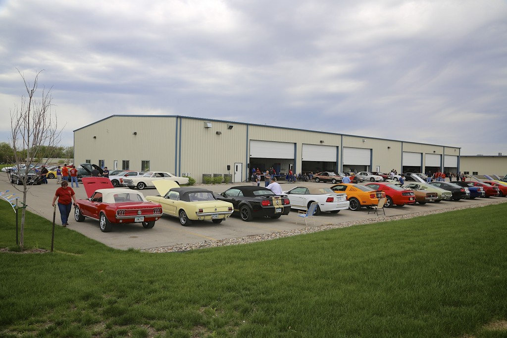 Mercedes Benz Of Des Moines >> Mustang Club of Central Iowa | Skunk River Restorations