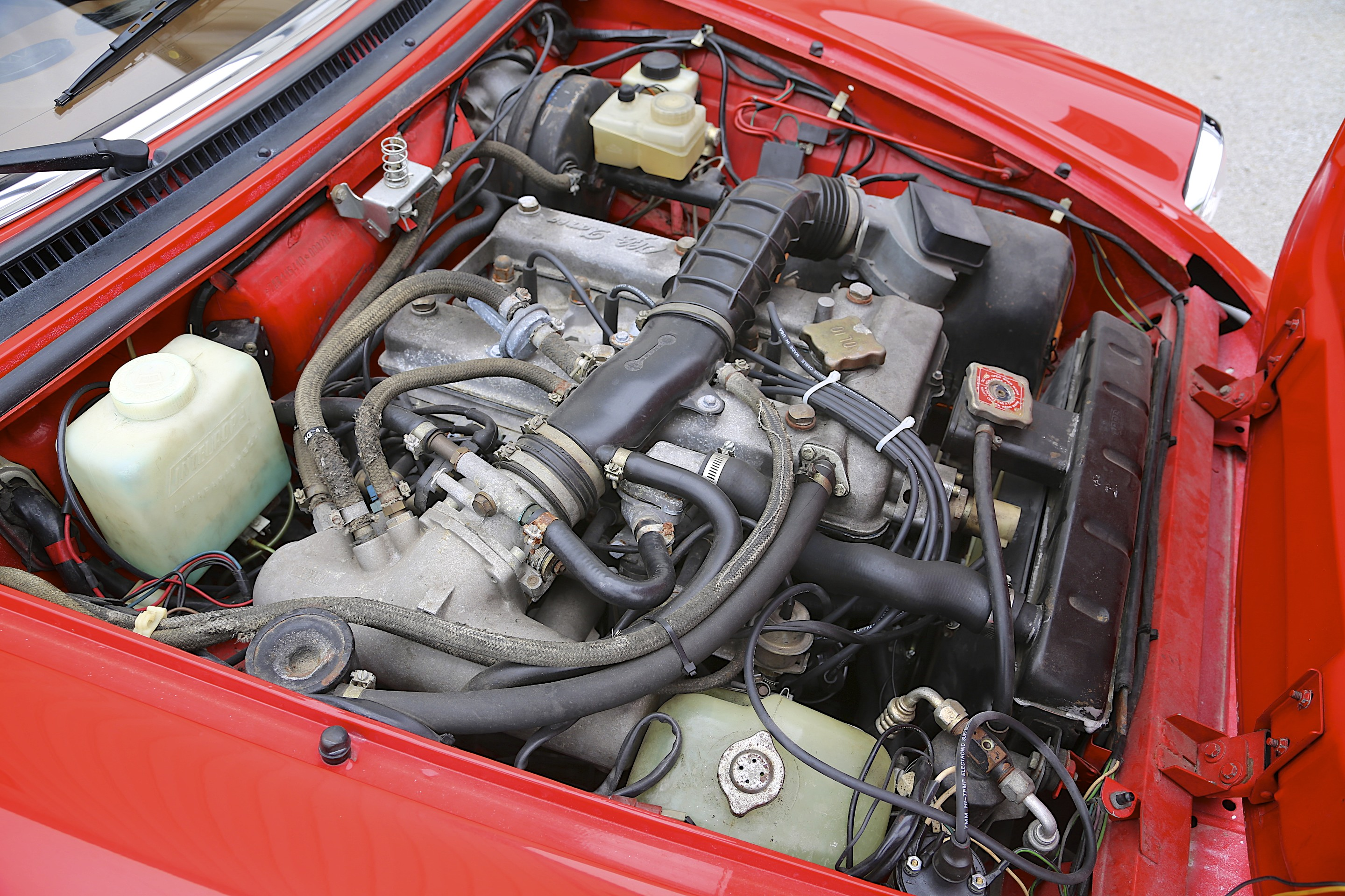 Service manual Diagram Of Engine Alfa Romeo Spider