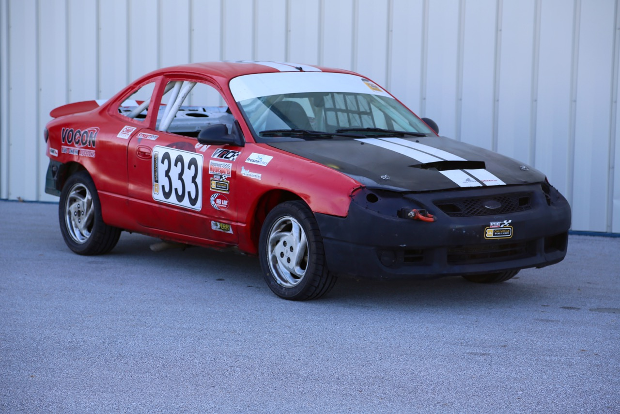 Ford ford zx2 : 2001 Ford Escort ZX2 Race Car | Skunk River Restorations