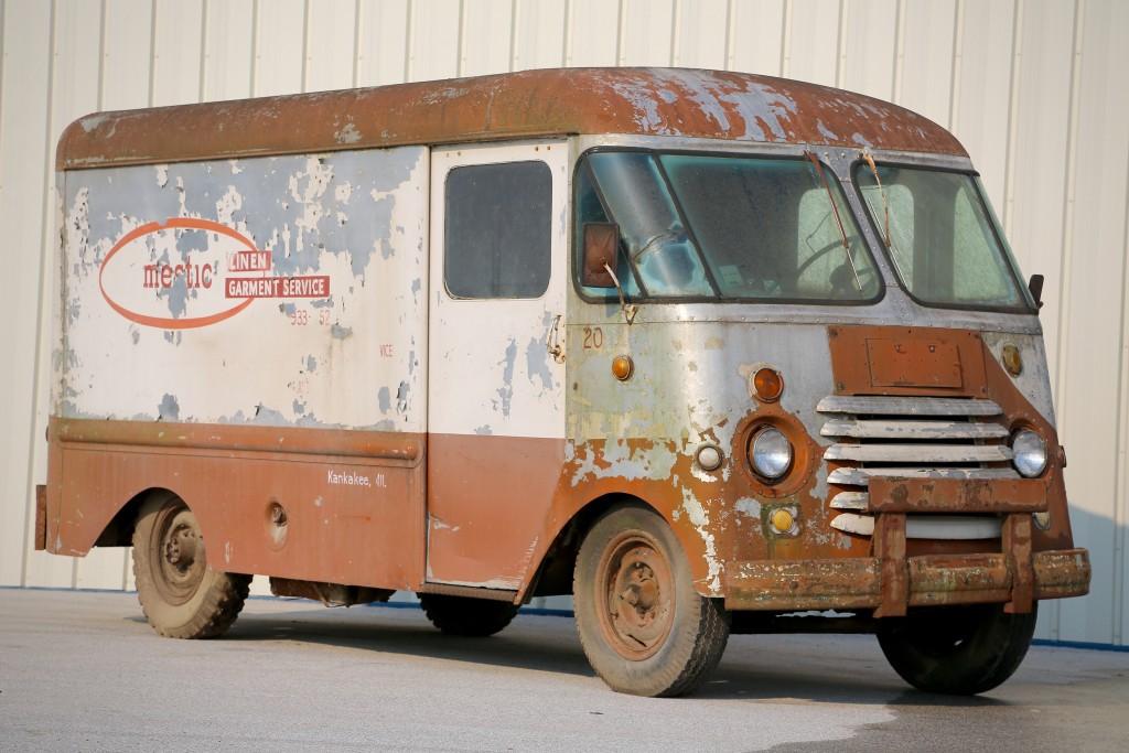 1955 Grumman Olson Step Van