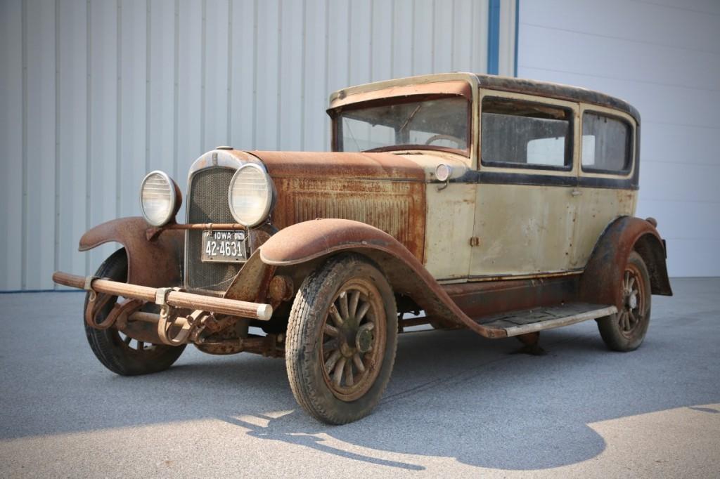 American skunk river restorations for American restoration cars for sale